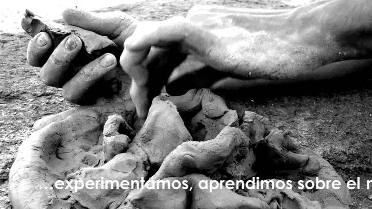 …un día descubrí que desde las vivencias en el arte podemos ser laboratorio de interpretación de los procesos de funcionamiento de la mente humana.    Un vídeo de Sebastián Vega y Jorge Restrepo