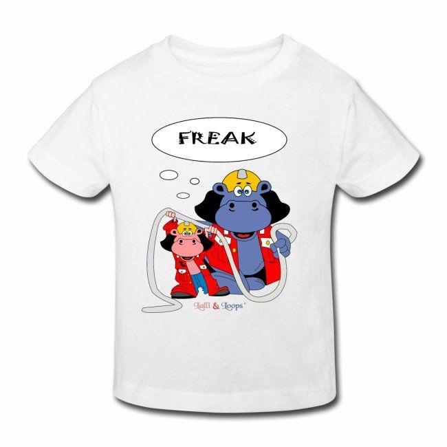 Pin Von Lalli Loops Auf Coole Kleidung Fur Kinder Und Babys T Shirt Shirts Nilpferd