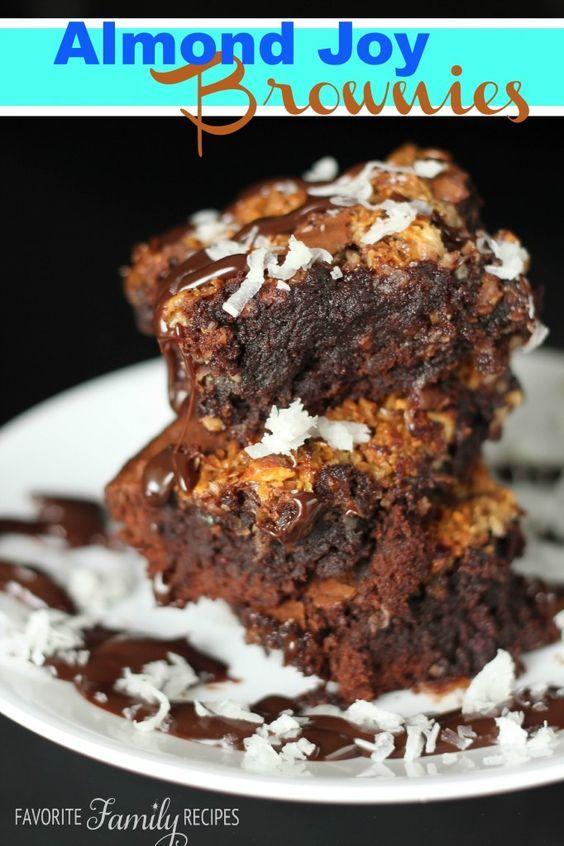 25+ best Almond Joy Brownies ideas on Pinterest | Homemade ...
