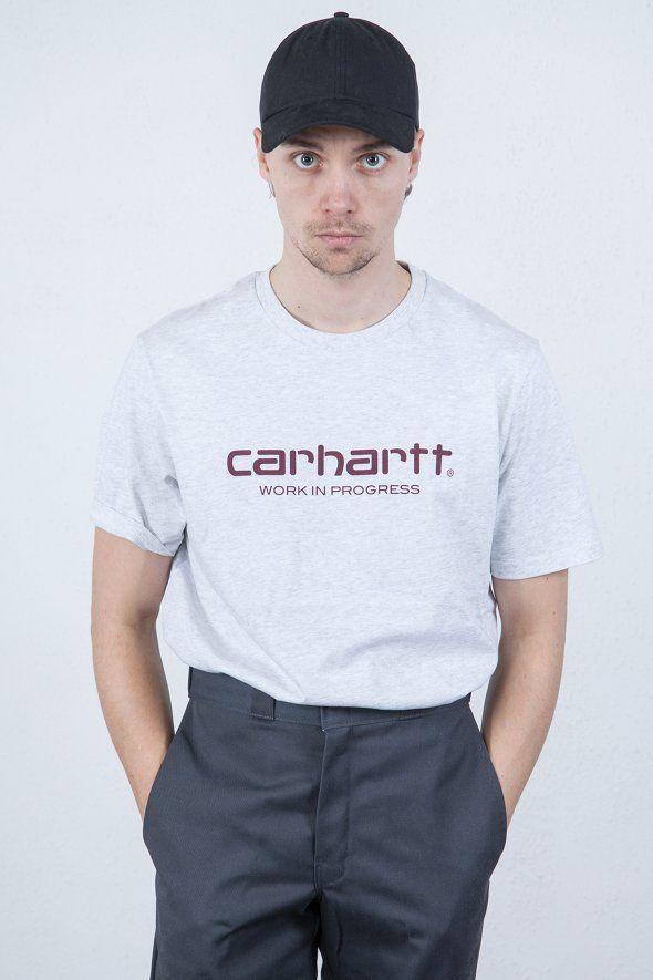 Carhartt - S/S WIP Script Tee