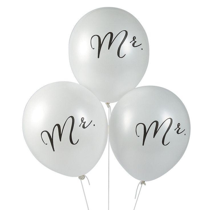 Mr.+11+Latex+Balloons+-+OrientalTrading.com