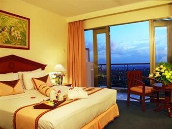 Jayakarta Hotel, Bandung. Beautiful VIew. :)