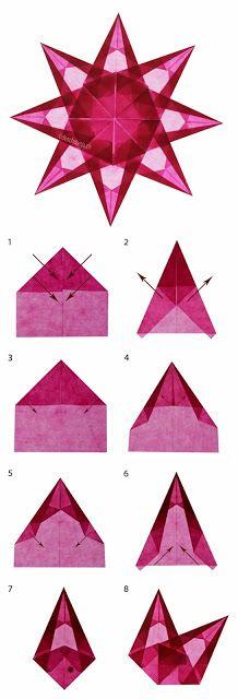 Origami Maniacs: Origami Sun Catchers