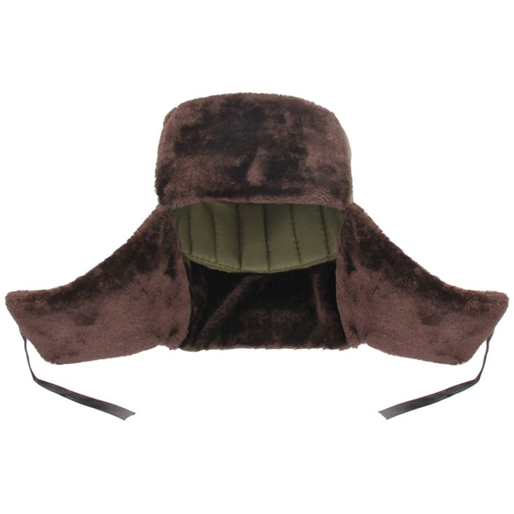 New Unisex Winter Windproof Warmer Fur hats Outdoor Sports Cycling Camping Hiking Thick Warm Men Women Face Mask Sports Caps