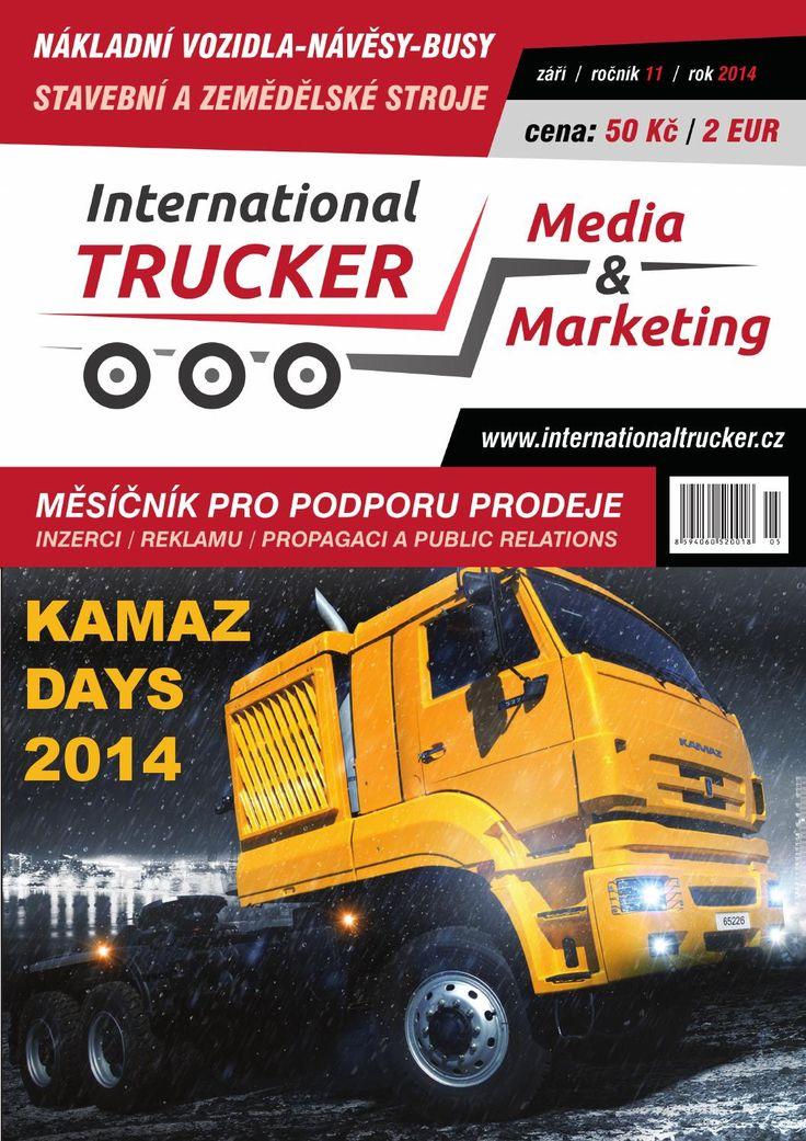 Český Trucker září 2014
