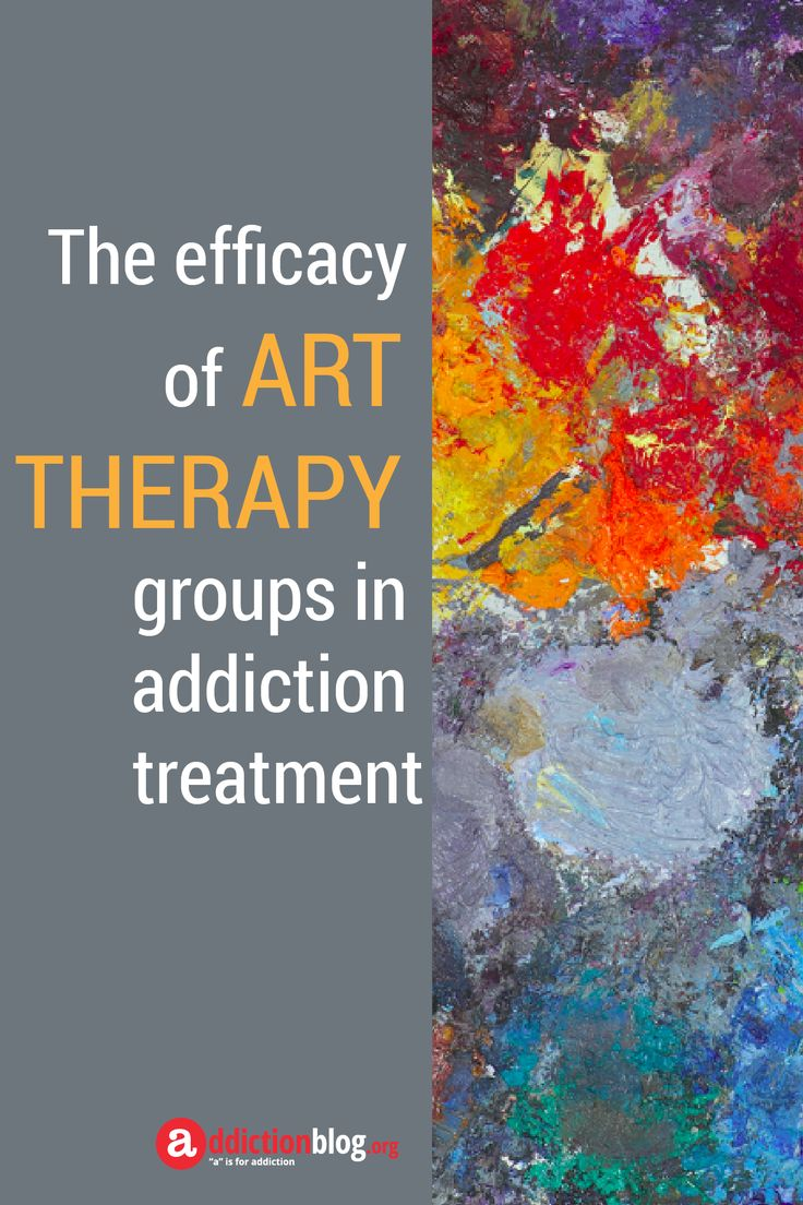 """Art therapy can be used in the treatment of #addiction and substance use disorders. Is it effective? How can #art #therapy help you heal? Art therapy is a form of psychotherapy that uses art as its primary mode of expression and communication. And, it can be a great way for you to work through the experiences, emotions, and issues that have led to and worsened your #addiction. Read and learn more, here. """"a"""" is for addiction 