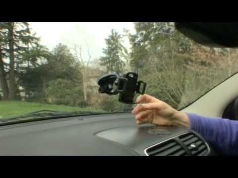 Internet on the Go How To Mount And Use Your Awesome New Cell Phone Holder   Internet on the Go