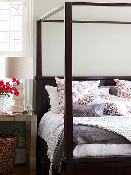 Bedroom Colors And Textures