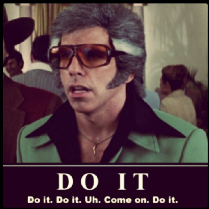 Funny Just Do It Quotes: Starsky And Hutch - Do It