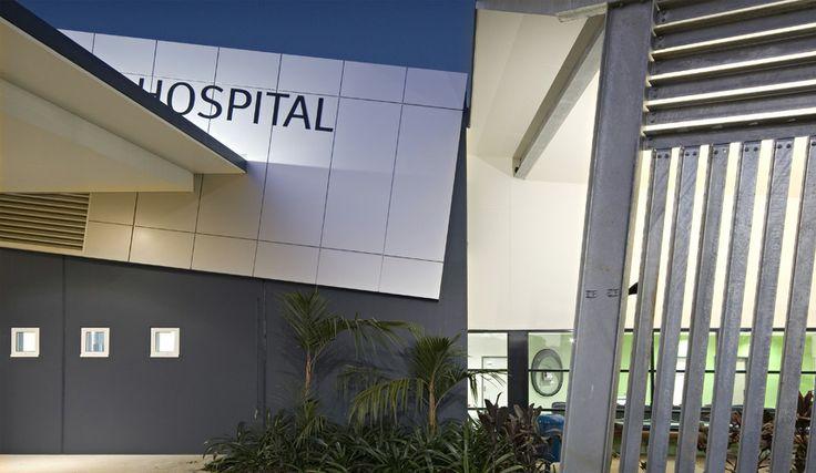 Innisfail Hospital, QLD, Australia