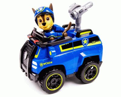 Paw Patrol Chase's Spy Cruiser 8616