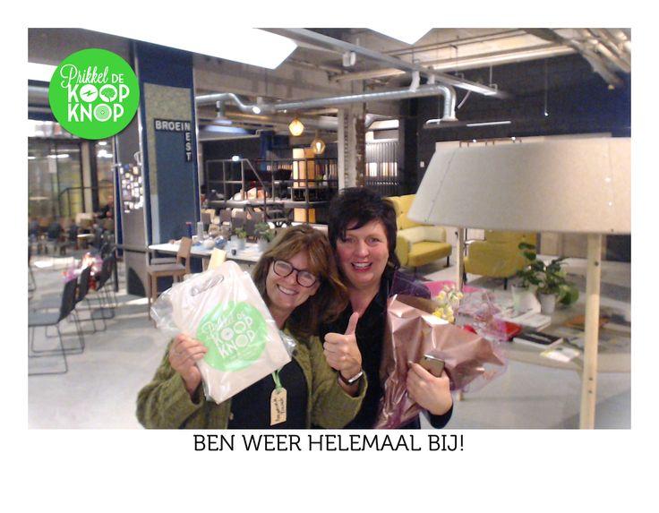 CO-LABORATORY door RetailTheater #retail#event#rotterdam#broeinest