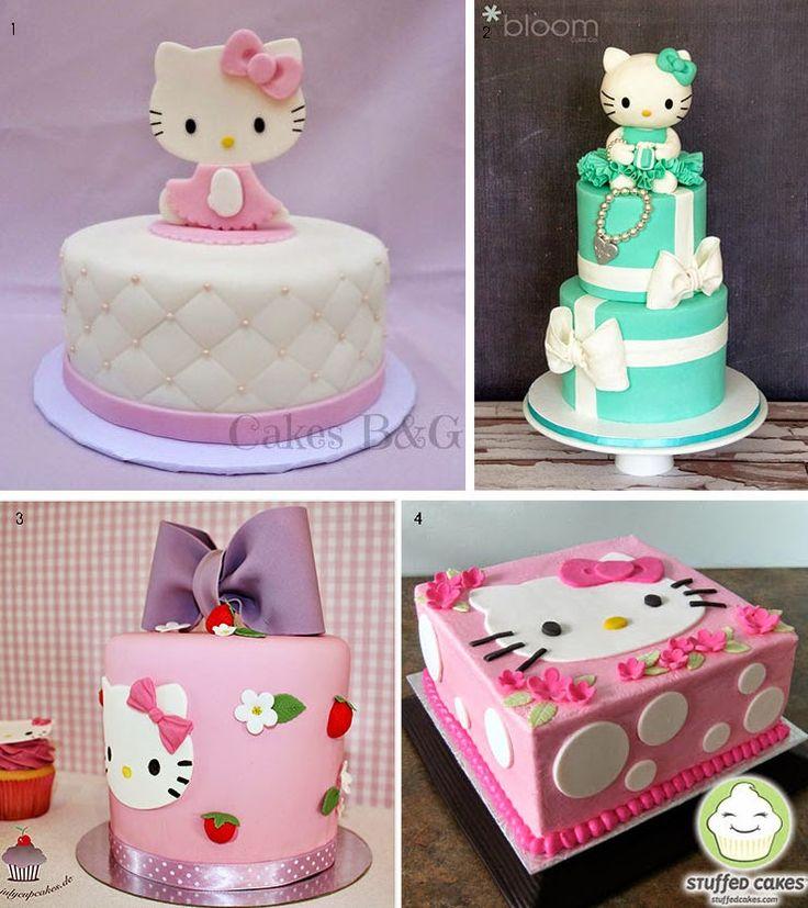 Τα κορίτσια λατρεύουν την Hello Kitty και είναι ευκαιρία αν έχουν τα γενέθλια τους να τους κάνετε ένα υπέροχο θεματικό πάρτυ. Εμείς βρήκαμε στο διαδίκτυο υπέροχες τούρτες που μπορείτε να παραγγείλετε σε ένα ζαχαροπλαστειο αν δεν τα καταφέρνετε αλλά θα σας δείξουμε και μία τούρτα hello kitty πως να την φτιάξετε βήμα-βήμα. Θα βρείτε ιδέες για εκτυπώσεις …