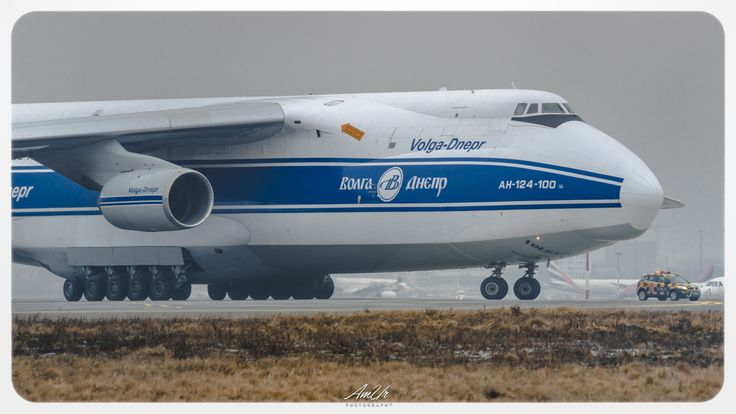 An-124-100 ©Arek Uriasz