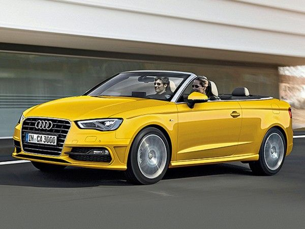 2014 Audi A3 Cabriolet Yellow Style 600x450 2014 Audi A3 Cabriolet Specs, Price, with Images