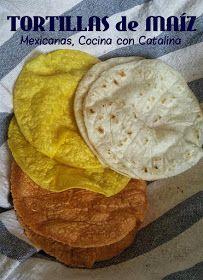 En MÉXICO, una tortilla (o tortilla de maíz, para distinguirla de la tortilla de trigo o tortilla de harina) es una preparación alimenticia ...