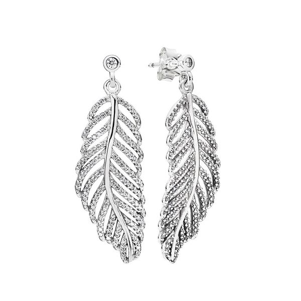 lovemyswag pandora light as a feather earrings 290584cz. Black Bedroom Furniture Sets. Home Design Ideas