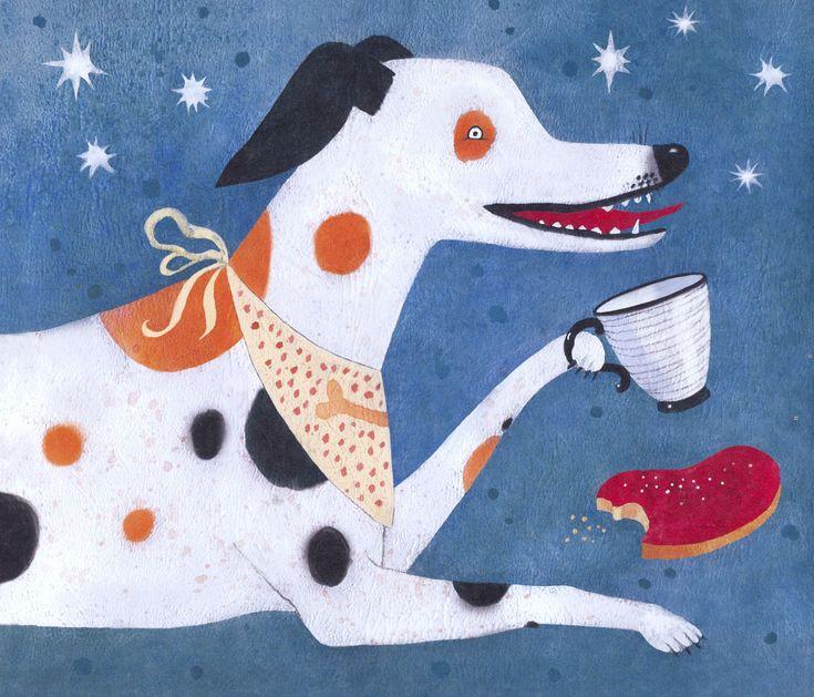 Жила-была собака пивоварова с картинками