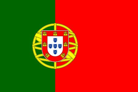 Free Portugal flag graphics, vectors, and printable PDF files. Get the free downloads at http://flaglane.com/download/portuguese-flag/