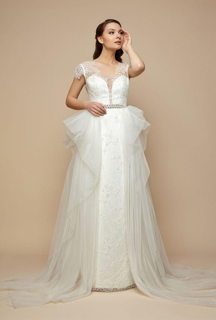 Rochie de mireasa ALEKSANDRA   Colectie 2014 Innocenti Sposa