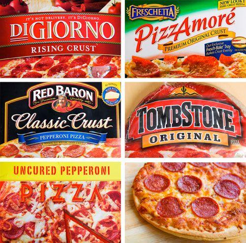 deep pan pizza brands - Google Search