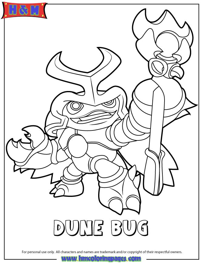 fancy_header3like this cute coloring book page check out these similar pages - Skylanders Coloring Book