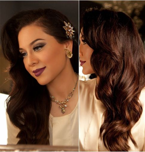 Wondrous 1000 Ideas About Vintage Bridesmaid Hairstyles On Pinterest Short Hairstyles Gunalazisus