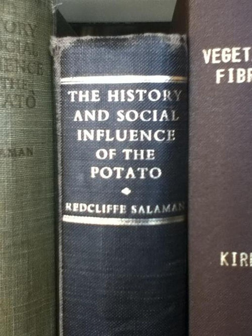 Have you read this yet?: History, Books, Potatoes, Funny Stuff, Humor