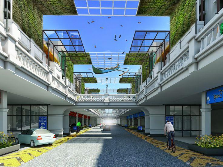 Sayembara Penataan Kawasan Sombaopu Part 2 ~ 1000+ Inspirasi Desain Teknologi Konstruksi Arsitektur