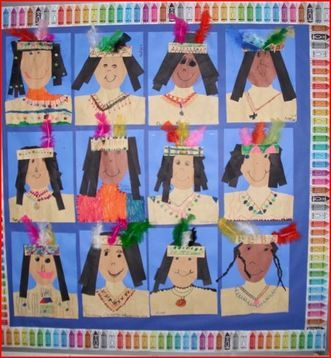 2nd Grade - Art With Ms. Chiddo