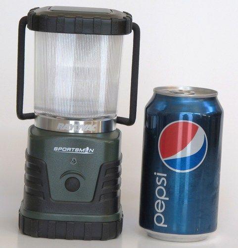 Amazon.com: Rayovac SE3DLN Sportsman LED Lantern: $27.99+Amazon  Battery needs: 3 D cell Lifetime Warranty