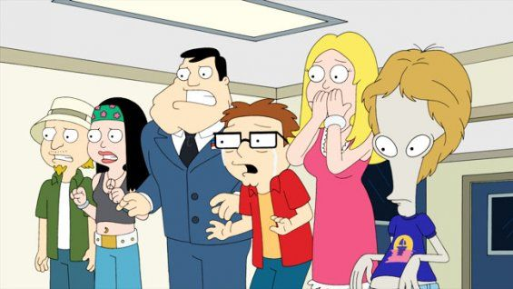 Things you didn't Know About American Dad - http://www.chartercabledeals.org/blog/things-you-didnt-know-about-american-dad/