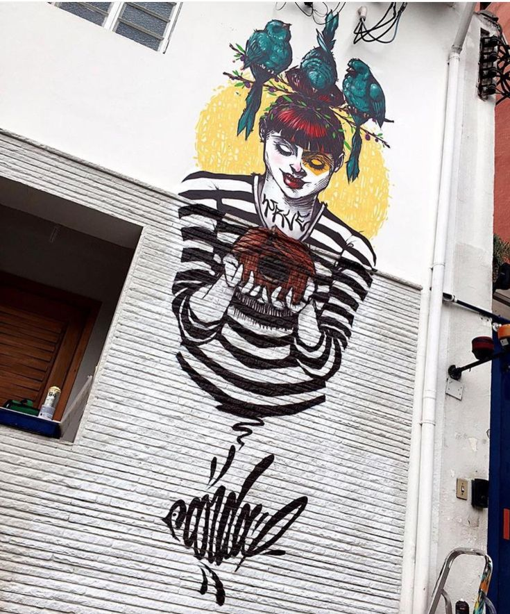 Pardal in Pinheiros - Vila Madalena- São Paulo, Brazil, 2016