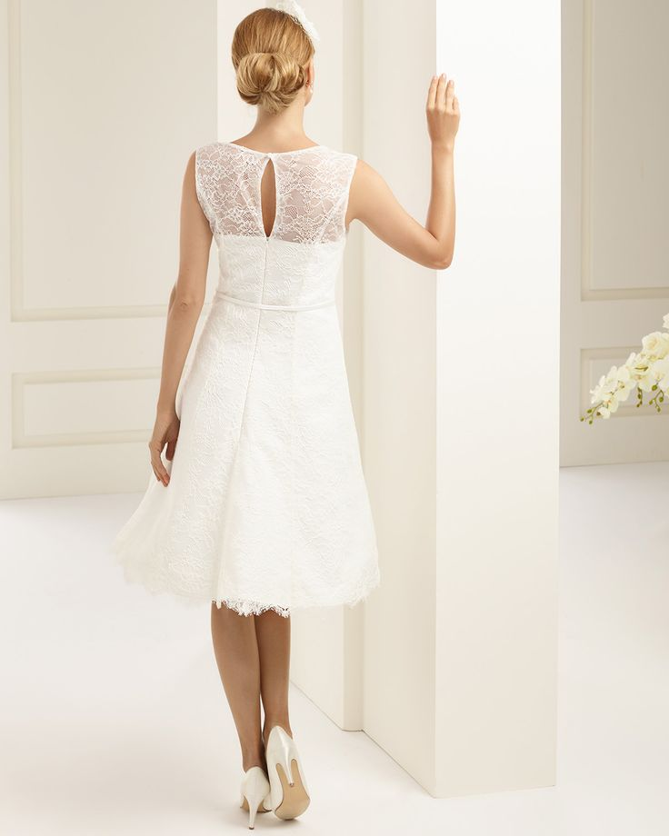 CALENDULA dress from Bianco Evento