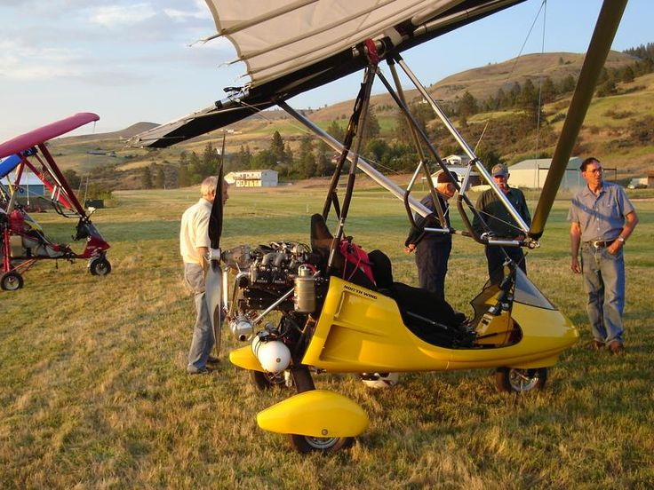 Learn to Fly!   Weight-Shift Control Trikes   Flight ...
