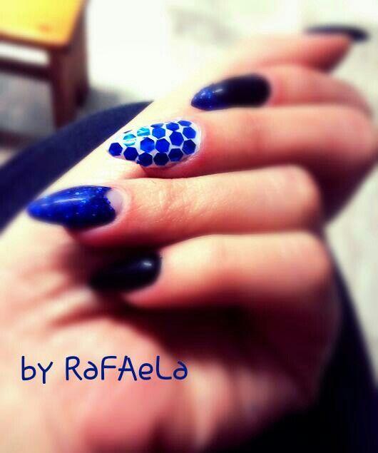 Blue mirrors #salonderaf