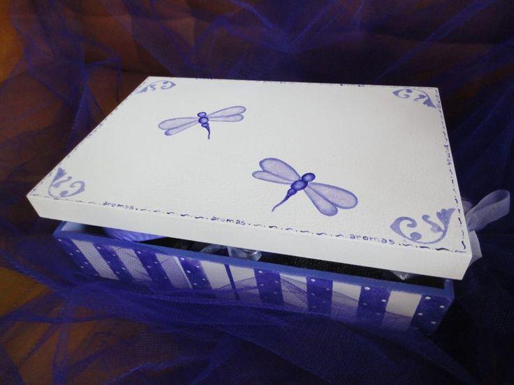 caja set esencias  y aromas
