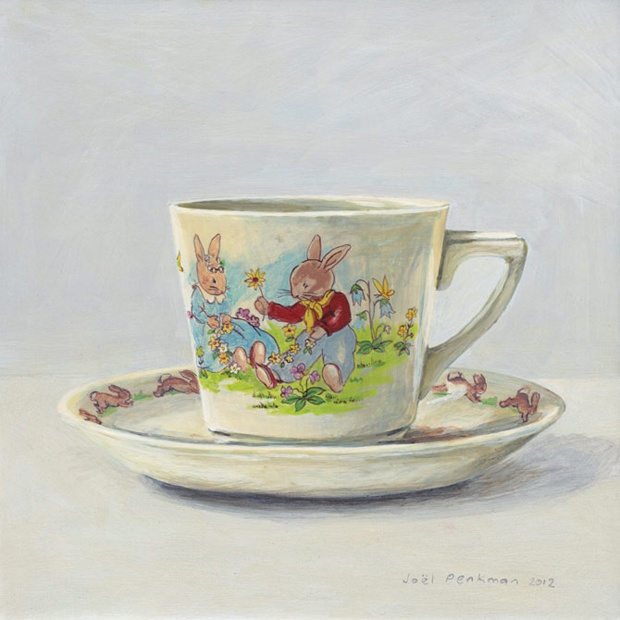 Teacups by Joël Penkman