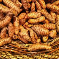Curcumin: Health Benefits and Dietary Sources