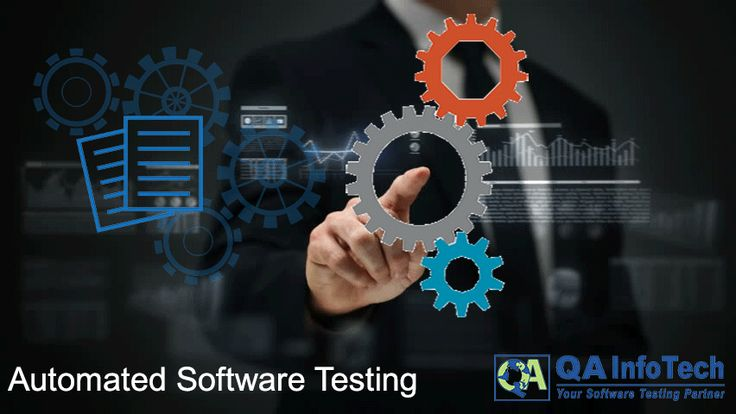 QA InfoTech offers rigorous #TestAutomation services to enhance testing efficiency while reducing time and costs. It is proven that automated software testing can significantly reduce the time required for regression testing. For test #Automation solution get in touch with experts at sales@qainfotech.com or know more about our expertise at http://qainfotech.com/automation-testing-services-and-tools.html #SoftwareAutomation #Automation #AutomationTesting