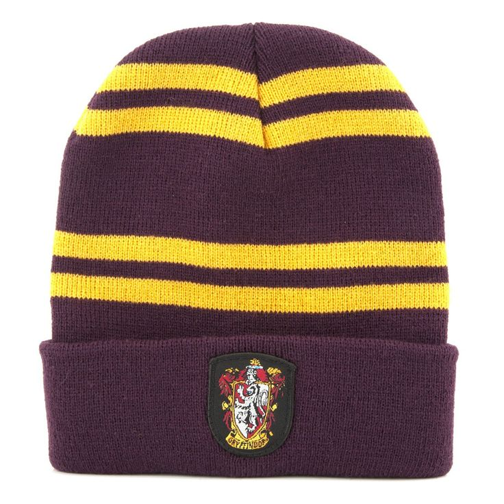 Bonnet Gryffondor Violet Harry Potter