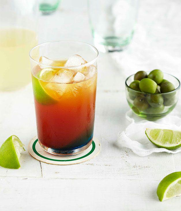 Signature drink: Mechanics Institute's Back in the Saddle - Gourmet Traveller