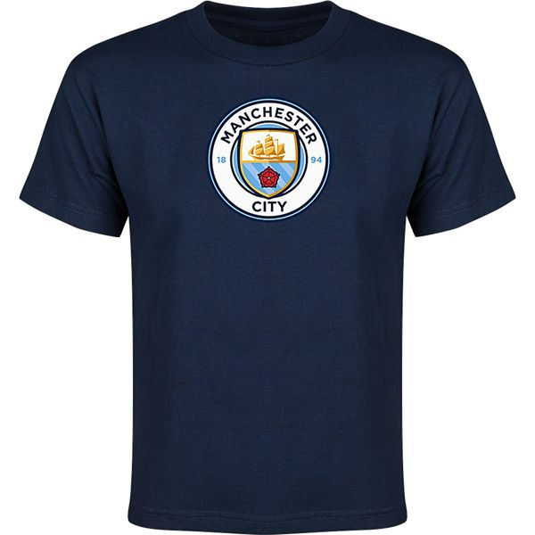 Manchester City Fan Youth T-Shirt