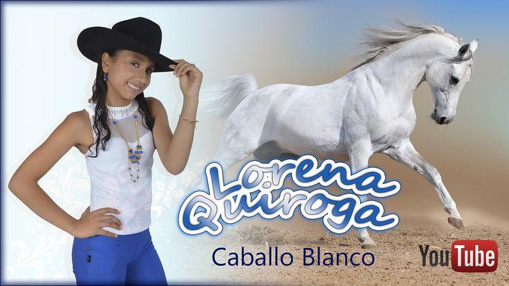 Caballo Blanco • Lorena Quiroga