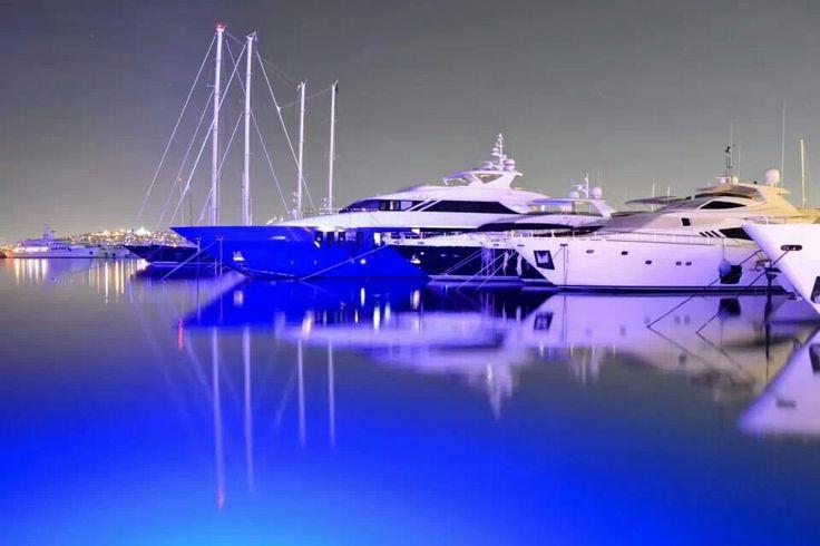 Athens Superyacht Marina