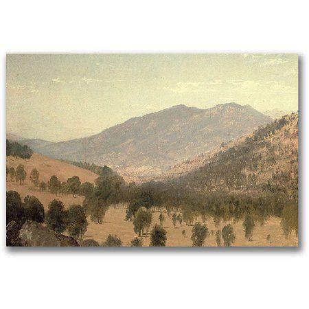 Trademark Fine Art Bergen Park, Colorado Canvas Art by John Kensett, Size: 16 x 24, Multicolor
