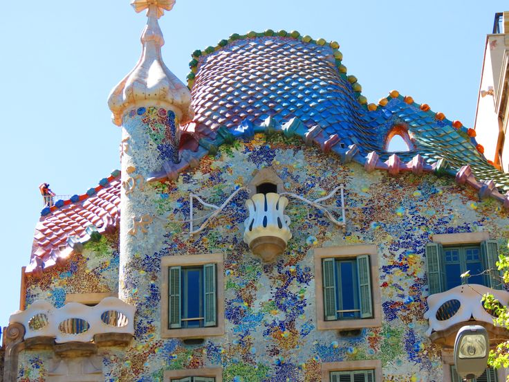 Gaudi architecture google search gaud pinterest for Architecture gaudi