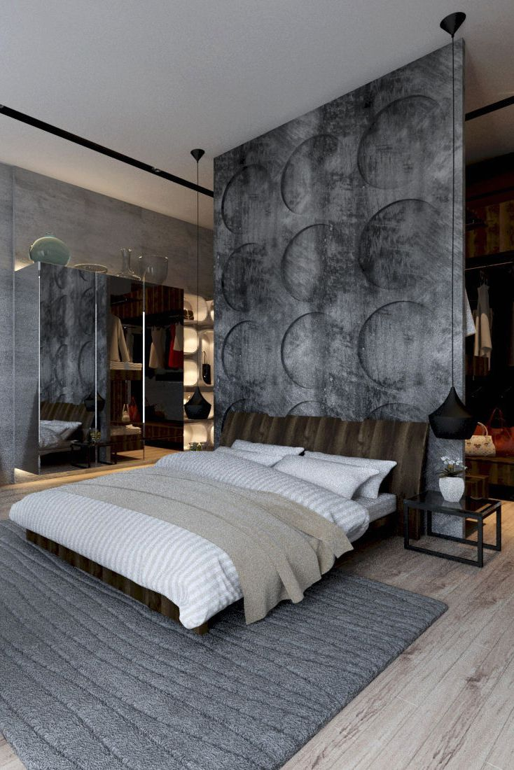 Modern Bedroom For Men 17 Best Images About Badass Bedrooms On Pinterest Stylish