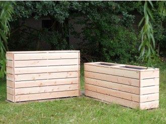 Pflanzkasten Holz Lang L