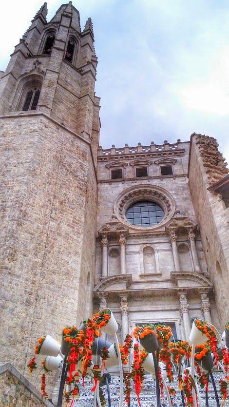 Sant Felix. Girona Temps de Flors